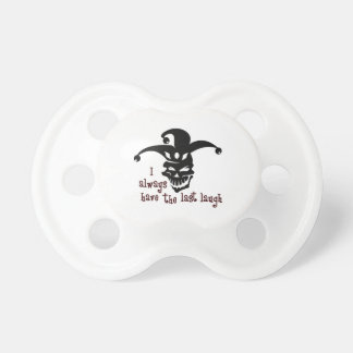 THE LAST LAUGH BooginHead PACIFIER
