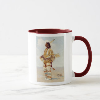 The Last of His Race  The Vanishing American Mug