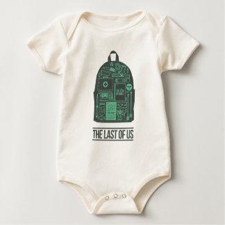 The Last Of Us Baby Bodysuit