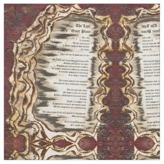 The Last Quiet Place Fabric