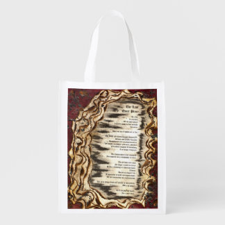 The Last Quiet Place Grocery Bag