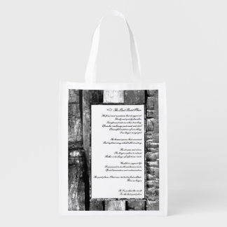 The Last Quiet Place Market Tote