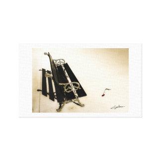 THE LAST RENDEZVOUS - Canvas print
