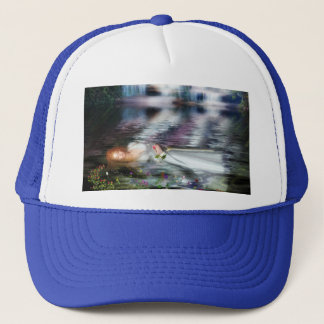 The Last Repose of Ophelia Trucker Hat
