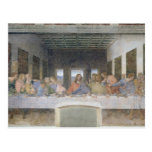The Last Supper, 1495-97 2 Postcard