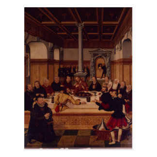 The Last Supper 2 Postcard