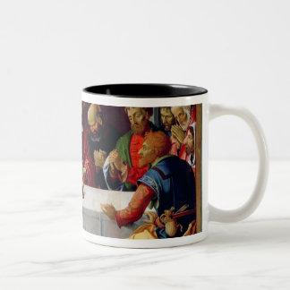 The Last Supper 2 Two-Tone Coffee Mug