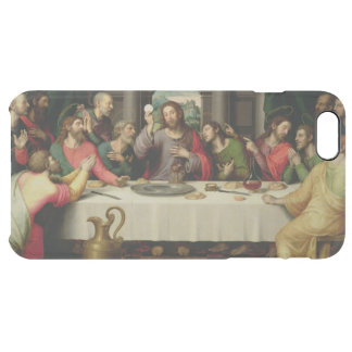 The Last Supper 5 Clear iPhone 6 Plus Case