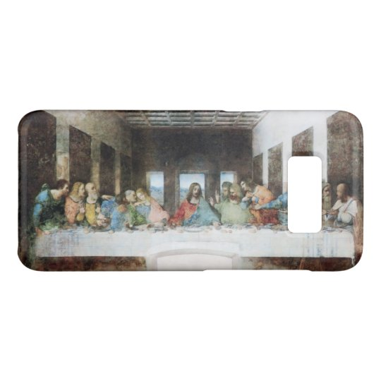 The Last Supper by Leonardo Da Vinci Case-Mate Samsung Galaxy S8 Case