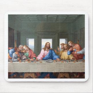 The Last Supper by Leonardo da Vinci Mouse Pad