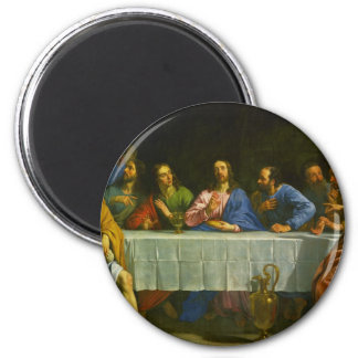 The Last Supper by Philippe de Champaigne 1654 Magnet