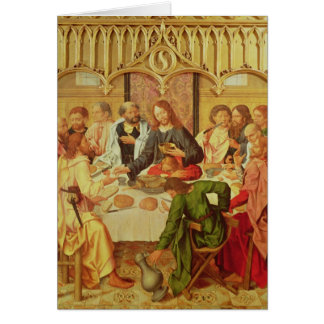 The Last Supper Card
