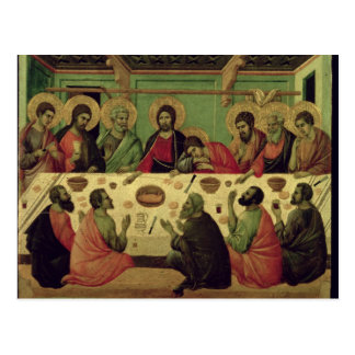 The Last Supper, from the Passion Altarpiece Postcard