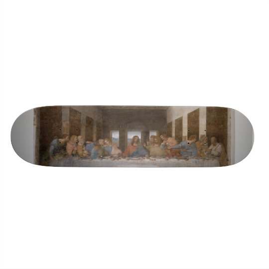 The Last Supper ~ Leonardo da Vinci Skate Board Decks