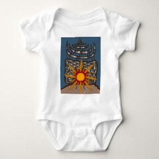 The Last Treasure House Baby Bodysuit