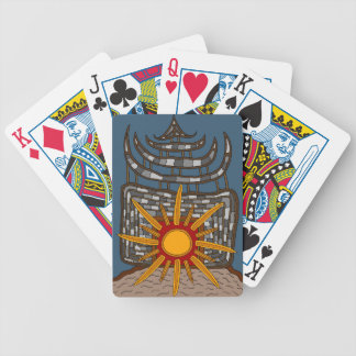 The Last Treasure House Bicycle Playing Cards