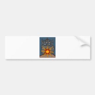The Last Treasure House Bumper Sticker