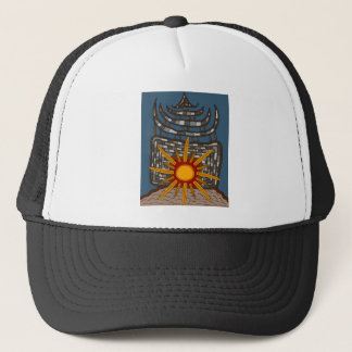 The Last Treasure House Trucker Hat