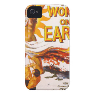 The Last Woman on Earth iPhone 4 Covers