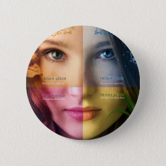 The Last Year Cover Button! 2 Inch Round Button