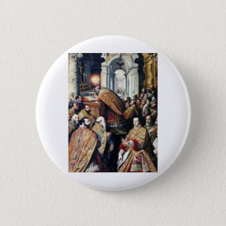 The Latin Mass Collection 2 Inch Round Button