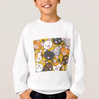The laughing cats sweatshirt