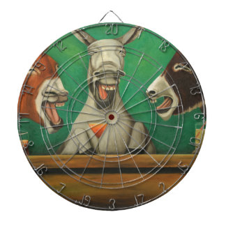 The Laughing Donkeys Dartboard