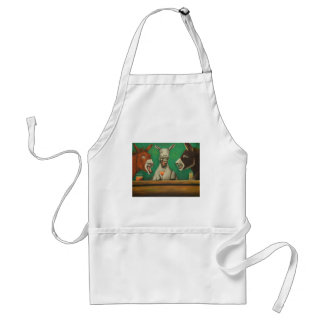 The Laughing Donkeys Standard Apron