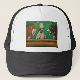 The Laughing Donkeys Trucker Hat