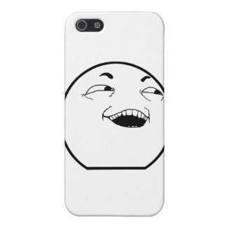 The Laughing Man Case iPhone 5 Covers