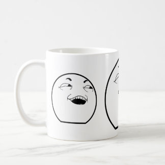 The Laughing Man Mug