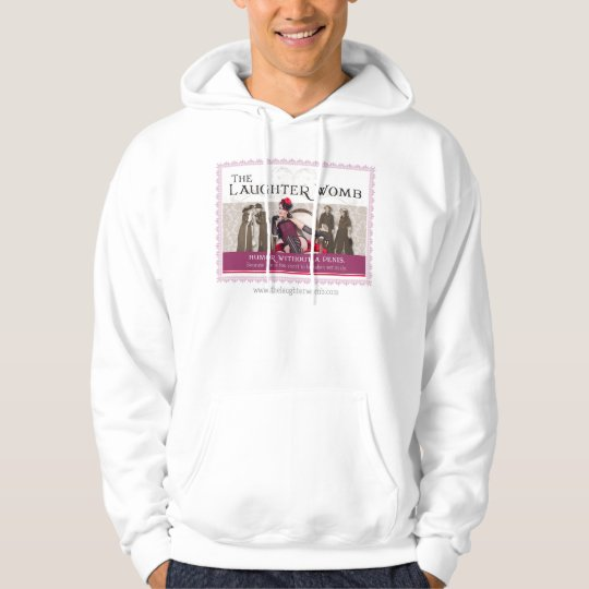 The Laughter Womb hoodie