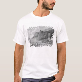 The Launch of the North West America at Nootka Sou T-Shirt