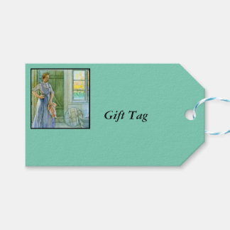 The Laundry Woman Pack Of Gift Tags