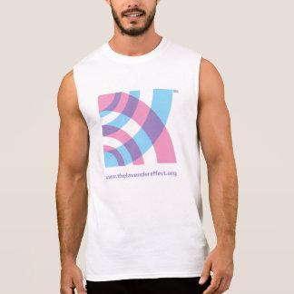 The Lavender Effect Sleeveless Mark Shirt