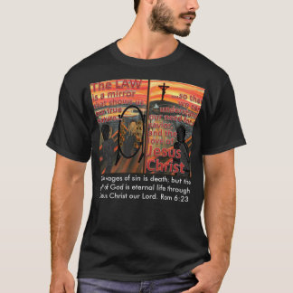 The Law is a Mirror T-Shirt