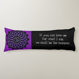 The Law of Attraction is the Law of Love, and the Body Pillow