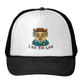 The Law Trucker Hat