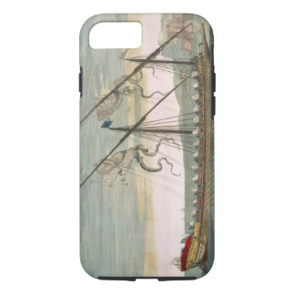 The lead galley under way by oar, from 'Le Naptune iPhone 7 Case
