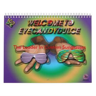 The Leader In Custom Sunglasses Calendars