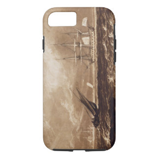 The Leader Sea Piece, engraved by Charles Turner ( iPhone 7 Case