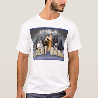 The League of Extraordinary Canines T-Shirt