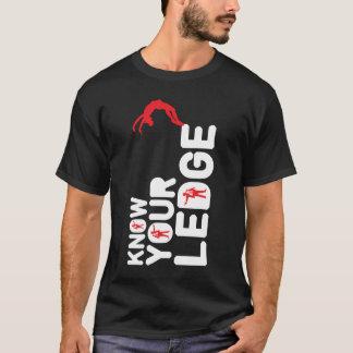 The Ledge (blk) T-Shirt