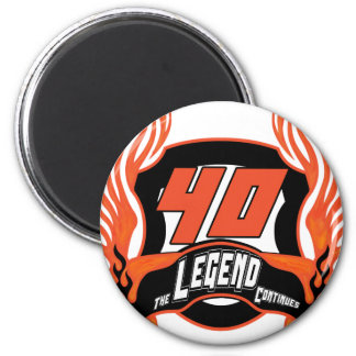 The Legend 40th Birthday Gifts Magnet