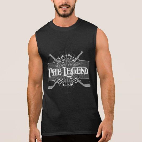 The Legend (Hockey) Sleeveless Shirt