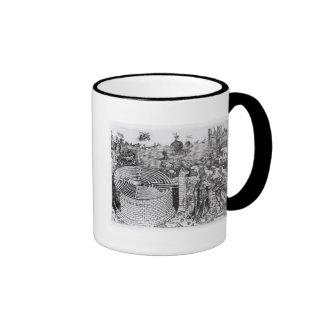 The Legend of Theseus Coffee Mugs
