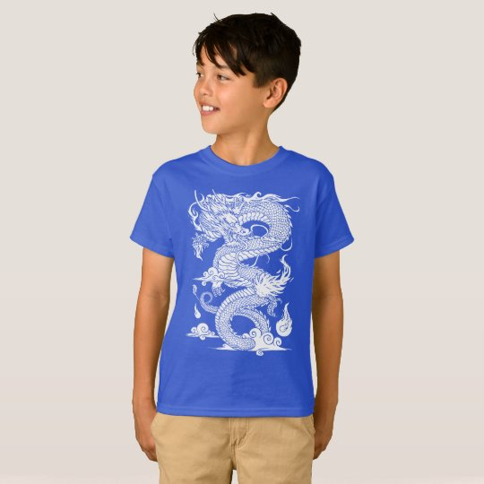 The Legendary Chinese Dragon T-Shirt