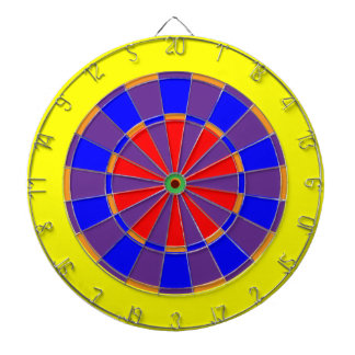 The Lemon Squeeze Dart Boards