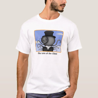 The Lens of the Client T-Shirt