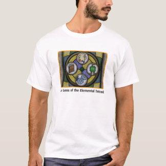 The Lens of the Elemental Tetrad T-Shirt
